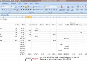 Template Accounts for Small Company 12 Free Accounting Spreadsheet Templates for Small