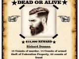 Template for A Wanted Poster 13 Free Wanted Poster Templates Printable Docs