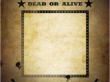 Template for A Wanted Poster 29 Free Wanted Poster Templates Fbi and Old West
