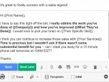 Template for Cold Emailing 5 Cold Email Templates that Actually Get Responses Bananatag