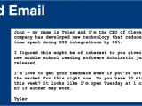 Template for Cold Emailing How to Get Your First 1 Million In Sales