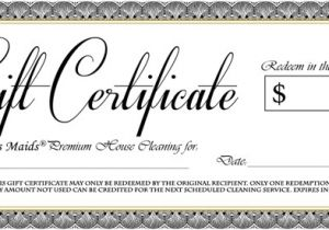 Template for Gift Certificate for Services 5 Free Gift Certificate Templates Certificate Templates
