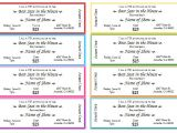 Template for Making Tickets 12 Free event Ticket Templates for Word Make Your Own