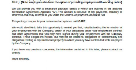Template for Termination Of Contract Sample Contract Termination Agreement 11 Examples In