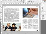 Template Layout Majalah Cara Membuat Layout Majalah Sederhana Dengan Indesign