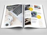 Template Layout Majalah Free Template Desain Majalah format Indesign Desain Graphix