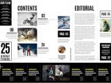 Template Layout Majalah Majalah Olahraga Desain Template soccer Match Premium Download