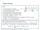 Template Matching In Image Processing Babol University Of Technology Presentation Alireza