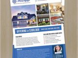 Templates for Advertising Flyers Real Estate Advertising Flyer Template Editable In Ms Word