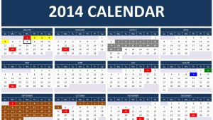 Templates for Calendars 2014 2014 Calendar Template Excel Great Printable Calendars