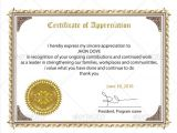 Templates for Certificates Of Recognition 24 Sample Certificate Of Appreciation Temaplates to
