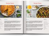 Templates for Cookbooks 8 Best Images Of Indesign Cookbook Template Cookbook