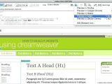 Templates for Dreamweaver Cc Create A Page From Template How to Use Dreamweaver