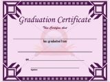 Templates for Graduation Certificates Graduation Certificate Templates Certificate Templates