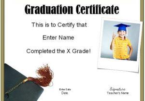 Templates for Graduation Certificates School Graduation Certificates Customize Online with or