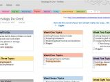 Templates for Onenote 2010 Onenote to Do List Template to Do List Template