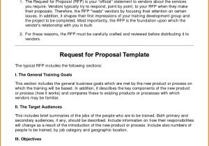 Templates for Proposals In Word Request for Proposal Template Wordreference Letters Words