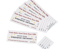 Templates for Tickets with Stubs 85 Best Raffle Ticket Templates Ideas Images On