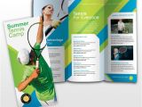 Tennis Brochure Template Tennis Brochure Templates Free Hot Girls Wallpaper