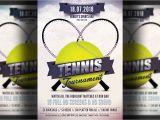 Tennis Flyer Template Free Tennis Flyer Template Flyer Templates Creative Market