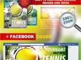 Tennis Flyer Template Free Tennis Wimbledon Psd Flyer Template 8489 Styleflyers