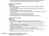 Test Engineer Resume Product Test Engineer Resume Samples Velvet Jobs