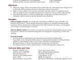 Test Manager Resume Template Game Testing Resume Resume Ideas