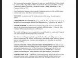 Texas Construction Contract Template Construction Contract Template Construction Agreement form