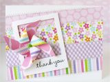 Thank You Birthday Card Wording Thank You Bella Blvd Scrapbook Com with Images Cool