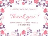 Thank You Card Email Template Online Greeting Card Templates Postermywall