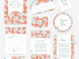 Thank You Card Flower Design Vector Gentle Wedding Cards Template Flower Stock Vector