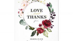 Thank You Card Flower Girl Wording 77 Best Wedding Thank You Cards Images Wedding Thank You