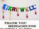 Thank You Card for Farewell Party 16 Farewell Lunch Invitation Jpg Vector Eps Psd Ai