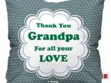 Thank You Card for Your Grandparents Buy Indigifts Grandfather Birthday Gifts Thank You Grandpa