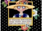 Thank You Card for Your Grandparents Thank You by Mary Engelbreit Mary Engelbreit Mary Thank