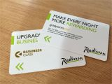 Thank You Card for Your Hospitality Cards Made for Radisson 3 Hotel Rewards Programs Hotel