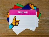 Thank You Card Hong Kong Kudo Box Kudo Cards Nurture Intrinsic Motivation