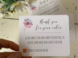 Thank You Card Ideas for Business 10 Pack Personalised Thank You for Your order Business