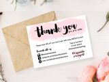 Thank You Card Ideas for Business Show Your Customers some Love with these Small Business