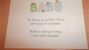 Thank You Card In Spanish Wedding Thank You Card Wording Spanish with Images Baby
