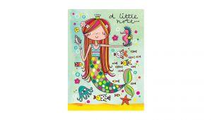 Thank You Card John Lewis Rachel Ellen Mermaid Thank You Notecards Pack Of 5 at John