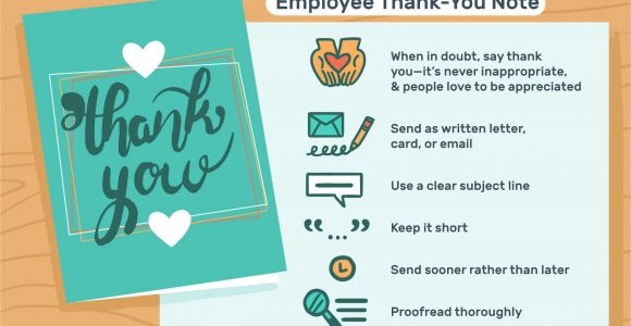 Thank You Card Leaving Job Employee Thank You Letter Examples