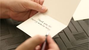 Thank You Card Near Me How to Write A Thank You Note to A Customer