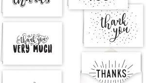 Thank You Card Packs Australia D D D 36pc Doodle Thank You Cards Envelopes Last Depop