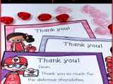 Thank You Card Quotes for Teachers Valentine Thank You Notes Editable with Images Teacher