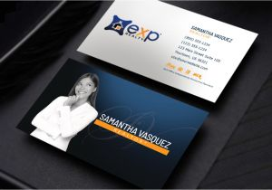 Thank You Card Real Estate Agent Exp Realty New Designs Just for You D D Realtor Exp