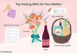 Thank You Card Real Estate Agent Gifts to Give Your Realtor after Closing