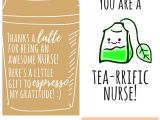 Thank You Card Using Candy Bars Free Printable Nurse Appreciation Thank You Cards with