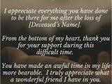 Thank You Card Verses for Teachers 33 Best Funeral Thank You Cards with Images Funeral