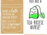 Thank You Card Verses for Teachers Free Printable Nurse Appreciation Thank You Cards with
